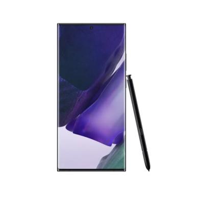 Samsung Galaxy Note 20 Ultra 5G N986 Dual SIM 256GB, fekete, Kártyafüggetlen, 1 év Gyártó garancia