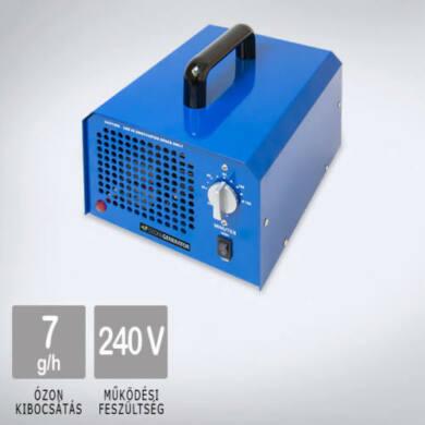 OZONEGENERATOR Blue 7000, kék, 3 év garancia