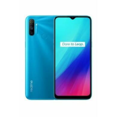 Realme C3 3GB 64GB Dual-SIM  kék , kártyafüggetlen, 1 év garancia