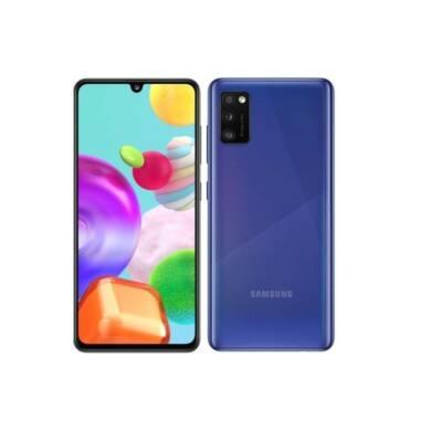 Samsung Galaxy A41 64GB Dual SIM A415, kék, 1 év Gyártói garancia