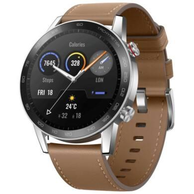 Huawei Honor Watch Magic 2 barna, 2 év gyártói garancia