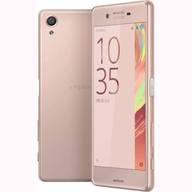 Sony Xperia X (F5121) 32GB rozé arany, kártyafüggetlen, 1 év gyártói garancia