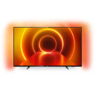 "Philips 50"" 50PUS7805, 4K UHD, Smart LED TV, fekete, 1 év gyártói garancia"