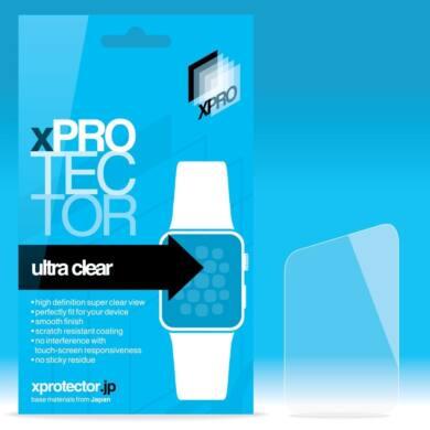 Xprotector Ultra Clear fólia Samsung Watch 42mm (SM-R810NZ) kijelzővédő