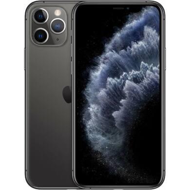 Apple iPhone 11 Pro Max 64GB asztroszürke, Kártyafüggetlen, 1 év gyártói garanacia