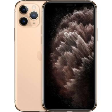 Apple iPhone 11 Pro Max 256GB arany, Kártyafüggetlen, 1 év gyártói garanacia
