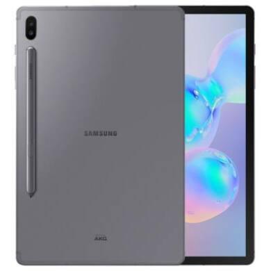 Samsung Galaxy Tab S6 T860 10.5 128GB Wifi szürke, 1 év gyártói garancia