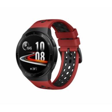 Huawei Watch GT 2e 46mm piros, 2 év gyártói garancia