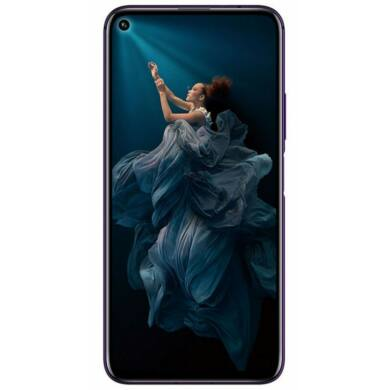 Huawei Honor 20 Pro Dual Sim 256GB (B20) fekete, kártyafüggetlen, 1 év gyártói garancia