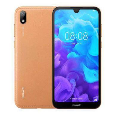 Huawei Y5 (2019) 16GB Dual SIM, barna, Kártyafüggetlen,2 év Gyártói garancia