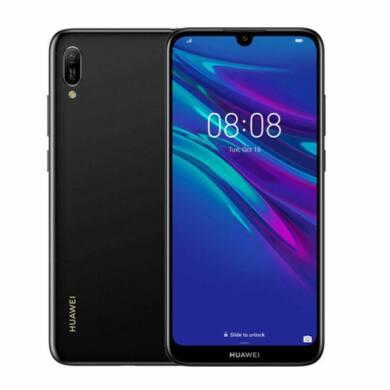 Huawei Y5 (2019) 16GB Dual SIM, fekete, Kártyafüggetlen,2 év Gyártói garancia