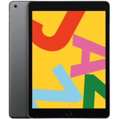 Apple iPad 10.2 (2019) 128GB Wifi asztroszürke, 1 év gyártói garancia