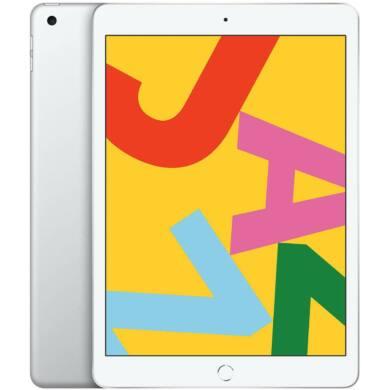 Apple iPad 10.2 (2019) 32GB LTE ezüst, 1 év gyártói garancia