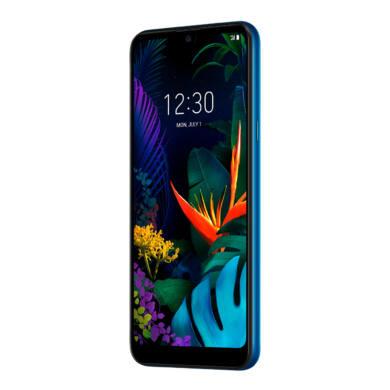 LG K50 Dual Sim 32GB kék, kártyafüggetlen, 1 év gyártói garancia