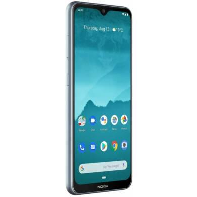 Nokia 6.2 64GB Dual Sim, jég kék, kártyafüggetlen. 1 év gyártói garancia