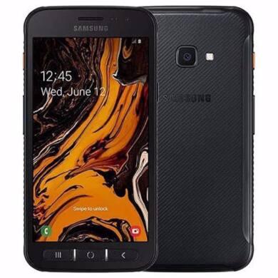 Samsung G398F Galaxy Xcover 4s 32GB, fekete, Kártyafüggetlen, 1 év Gyártói garancia