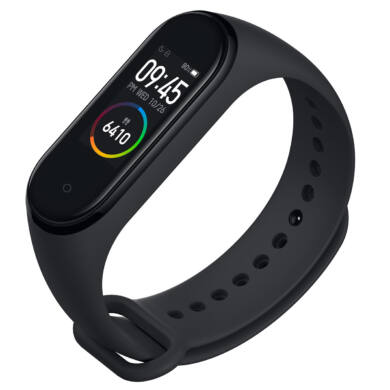 Watch Xiaomi Mi Band 4 aktivitásmérő, fekete, 1 év garancia