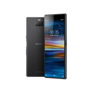 Sony Xperia 10 Plus L4213 Dual Sim 64Gb fekete, Kártyafüggetlen, 1 év gyártói garancia