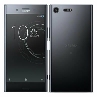 Sony Xperia XZ Premium G8141, fekete, kártyafüggetlen, 1 év gyártói garancia