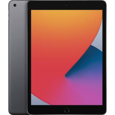 Apple iPad 10.2 (2020) 128GB Wifi asztroszürke, 1 év gyártói garancia