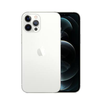 Apple Iphone 12 Pro Max 128GB ezüst, kártyafüggetlen