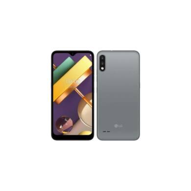LG K22 32Gb Dual Sim, titan, Kártyafüggetlen, 1 év gyártói garancia