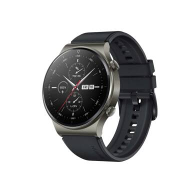 Huawei Watch GT 2 Pro 46mm fekete, 2 év gyártói garancia