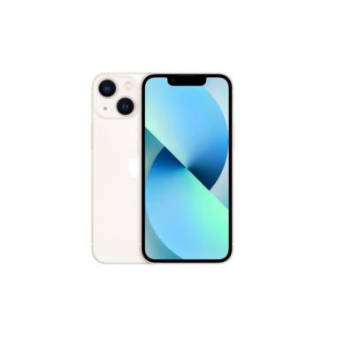 Apple Iphone 13 mini 128GB csillagfény, kártyafüggetlen
