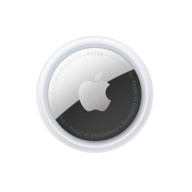 Apple Airtag, fehér