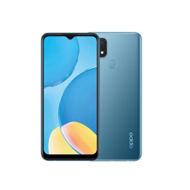 Oppo A15 3GB 32GB Dual SIM, kék, Kártyafüggetlen