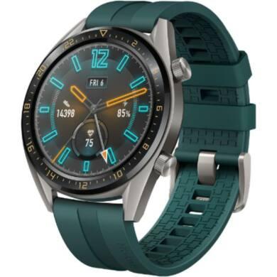 Huawei Watch GT Active zöld, 2 év gyártói garancia