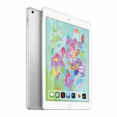 Apple iPad 9.7 (2018) 32GB LTE ezüst, 1 év Gyártói garancia
