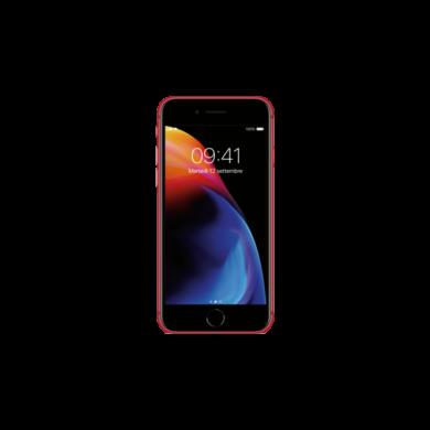 Apple iPhone 8 64GB piros, Kártyafüggetlen, 1 év Gyártói garancia