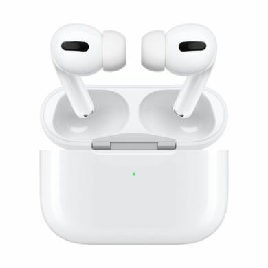 Apple AirPods Pro (MWP22ZM/A) Bluetooth Headset with wireless charging case, fehér, 1 év gyártói garancia