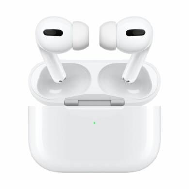 Apple AirPods Pro (MWP22ZM/A) Bluetooth Headset with wireless charging case, fehér, 1 év gyártói garancia