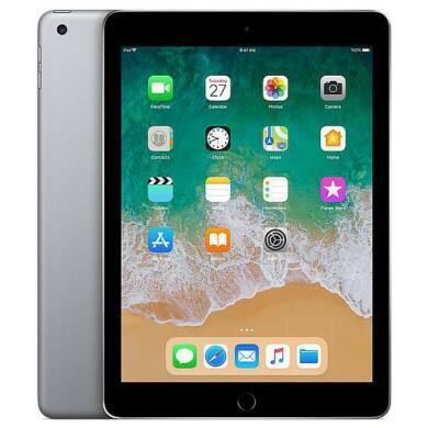 Apple iPad 9.7 (2018) 32GB LTE asztroszürke, 1 év Gyártói garancia