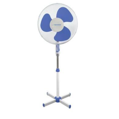 Esperanza EHF001 Hurricane álló ventilátor ,fehér-kék