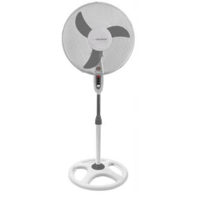 Esperanza Typhoon álló ventilátor EHF002WE, fehér-szürke