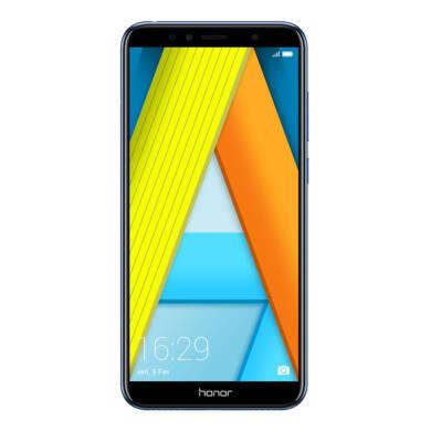 Honor 7A 16GB Dual SIM, kék, Kártyafüggetlen, Gyártói garancia