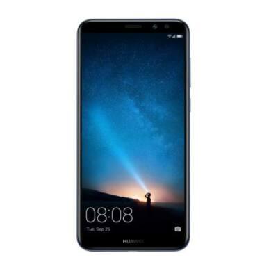 Huawei Mate 10 Lite 64GB Dual SIM, kék, Kártyafüggetlen,2 év  Gyártói garancia