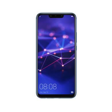 Huawei Mate 20 Lite 64GB Dual SIM, fekete, Kártyafüggetlen,2 év Gyártói garancia