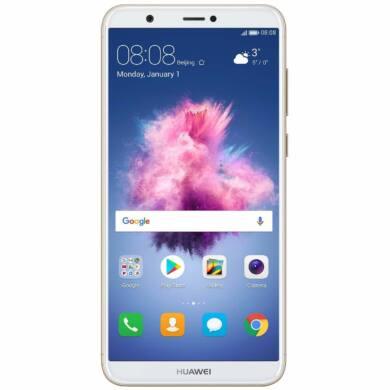 Huawei P Smart 32GB Dual SIM, arany, Kártyafüggetlen,2 év  Gyártói garancia