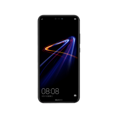 Huawei P20 Lite 64GB Dual SIM, éjfekete, Kártyafüggetlen,2 év  Gyártói garancia