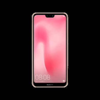 Huawei P20 Lite 64GB Dual SIM, rózsaszín, Kártyafüggetlen,2 év  Gyártói garancia
