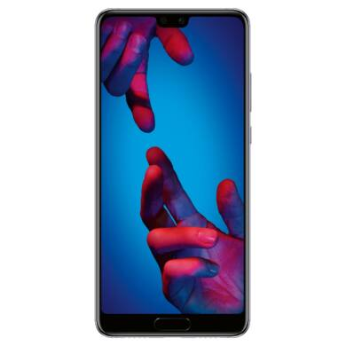 Huawei P20 128GB Dual SIM, twilight, Kártyafüggetlen, 2 év Gyártói garancia