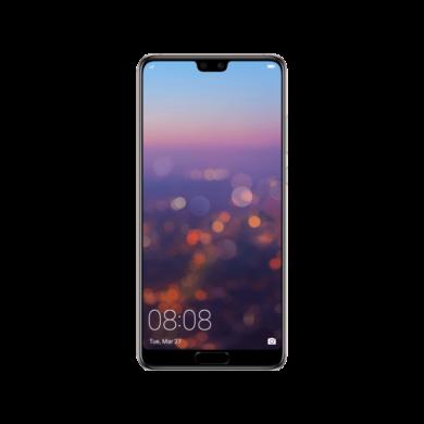Huawei P20 128GB Dual SIM, aranyló rózsaszín, Kártyafüggetlen, Gyártói garancia