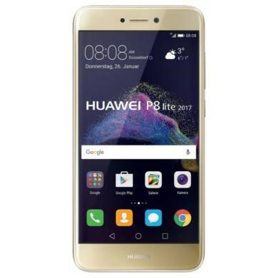 Huawei P9 Lite (2017) 16GB Dual SIM, arany, Kártyafüggetlen,2 év  Gyártói garancia