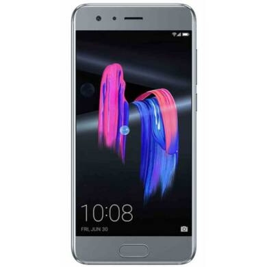 Honor 9 64GB Dual SIM, szürke, Kártyafüggetlen, Gyártói garancia