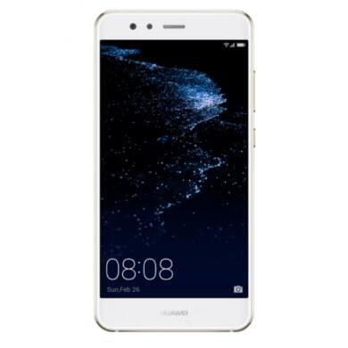 Huawei P10 Lite 32GB Dual SIM, fehér, Kártyafüggetlen, Gyártói garancia