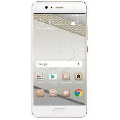 Huawei P10 64GB Dual SIM, arany, Kártyafüggetlen,2 év  Gyártói garancia